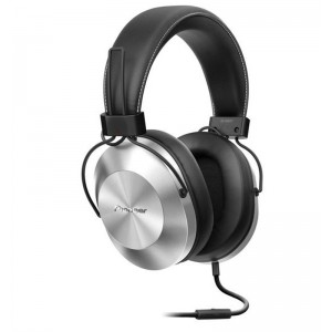 Image of   Pioneer Full-size Ht. Silver. W. mic Silver
