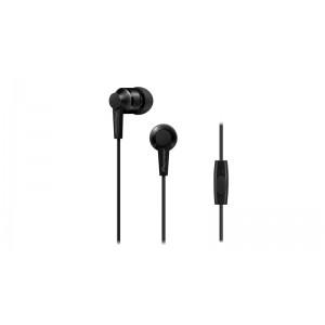 Image of   Pioneer In-Ear w/mic - Black