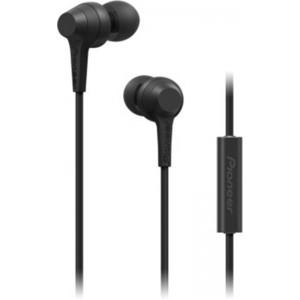 Pioneer In-Ear w/mic - Black