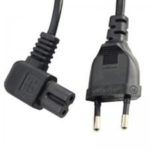 Billede af Power Cable Fig 8 2.5A Angled