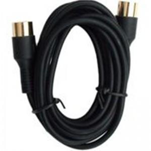 Power Link 8 Cores 1.8m M-M Black