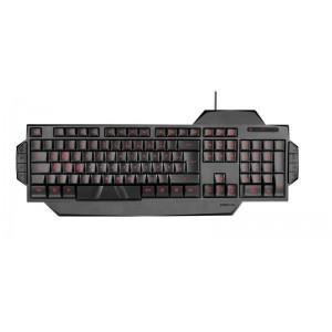 RAPAX Gaming Keyboard, black