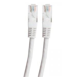 Image of   Sinox One UTP Patch Cat 6e White 20m