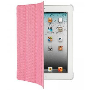 Image of   Smart Case Grip iPad 2/3 Pink