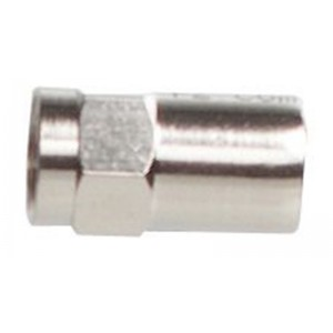Image of   SX Coax Plug F METAL