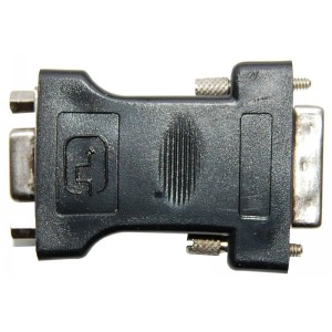 Image of   SX DVI - VGA Adaptor DVI A M -15 pin D Sub F