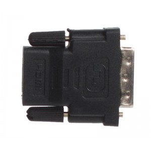 Billede af SX HDMI FM - DVI M Adaptor. Black.