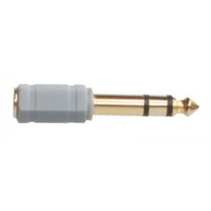 Billede af SX Plus Headphone Adapter 6.3mm M - 3.5mm F St.