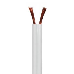 Billede af SX Speaker Cable 0.75mm White 2x0.75mm. 200m.