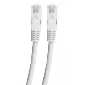 Image of   SX UTP Patch Cat 5e White 0.5m