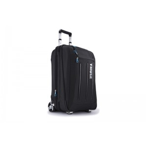 Thule Crossover Rolling 22 (45L) Upright. Black.